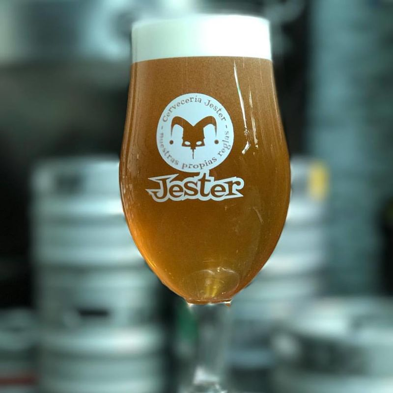 Cerveza Jester
