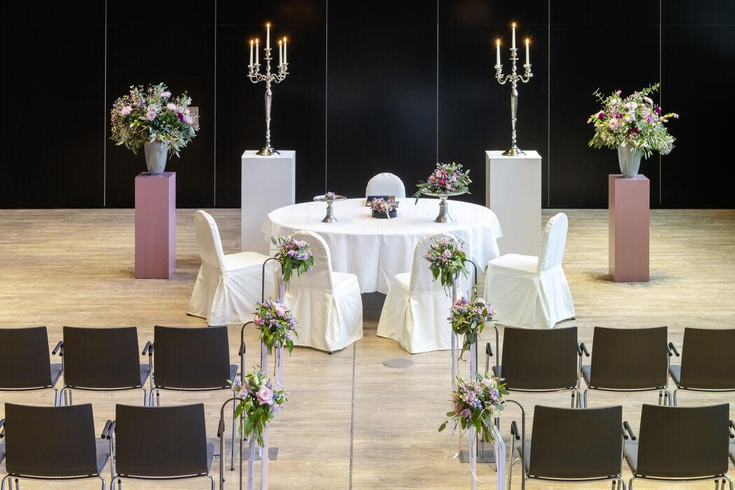 Trafo Baden | Trauungen & Hochzeitsfeiern