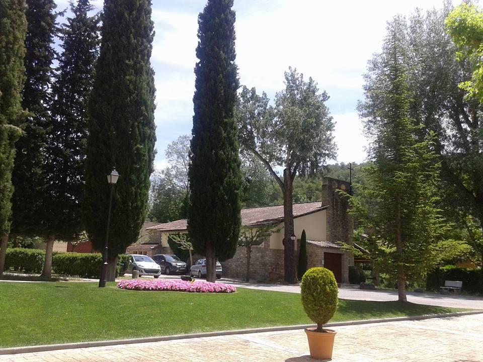 Hotel Balneari de Vallfogona de Riucorb