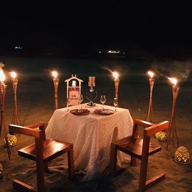 Cenas Románticas Santa Marta