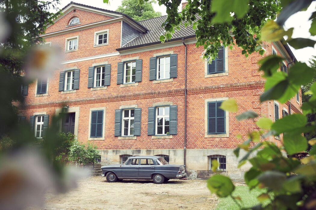 Herrenhaus von Hollander