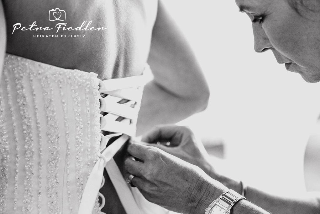 Brautstyling - Getting Ready