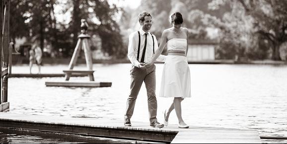 Beispiel: Ihre Hochzeitsfotos vom Profi, Foto: sunGallen.