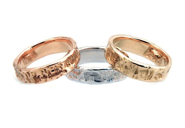 Fedi Nuziali Eros Comin Gioielli Milano Collezione Sposi oro 18 kt. hand made in Italy www.eroscomingioielli.com info@eroscomingioielli.com