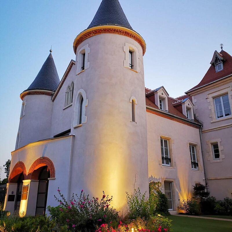 Château Saint-Jean*****