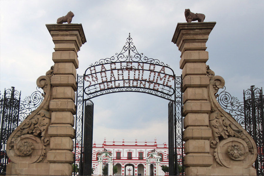 Ex-Hacienda San Bartolomé del Monte