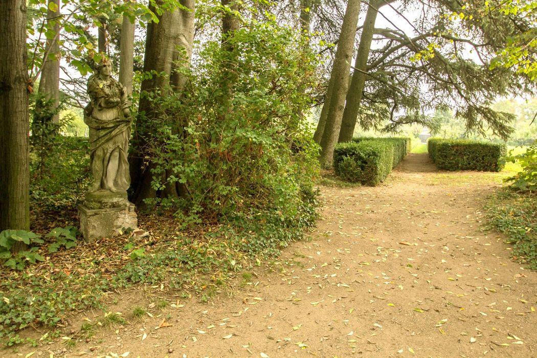 Spazio Seicento: Scorcio dal Parco