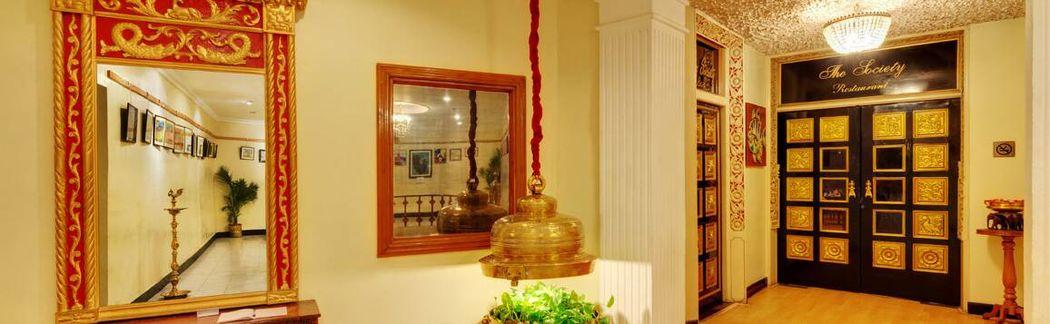 Ambassador Pallava