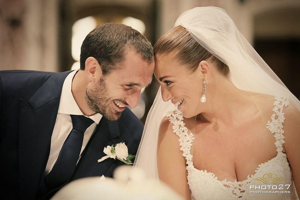 Giorgio Chiellini matrimonio