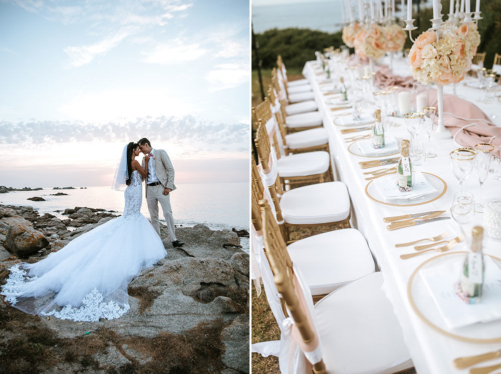 Be Unique - Hochzeitsdekorationen