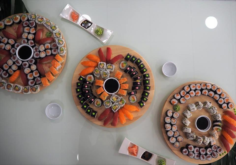 Sushi Samba Fushion