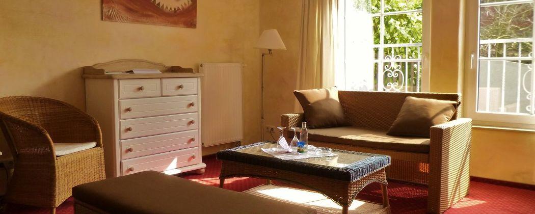 Beispiel: Hotelzimmer, Foto: Hotel Antoniushütte.