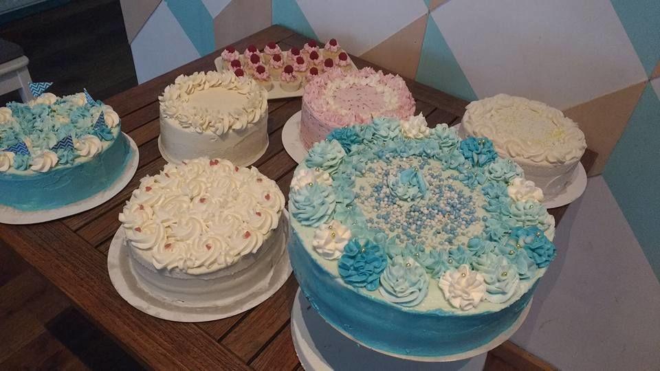 Heavenly Cupcakes