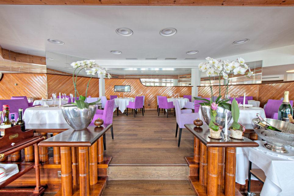 Beispiel: Restaurant, Foto: Hotel Chlosterhof.