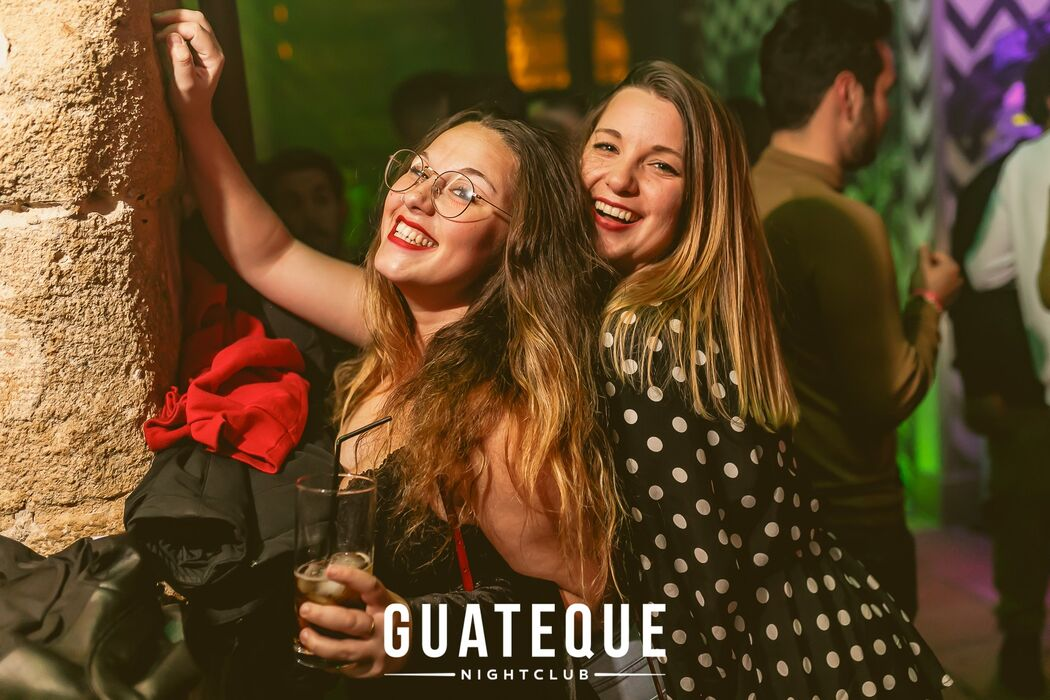 The Guateque Bar