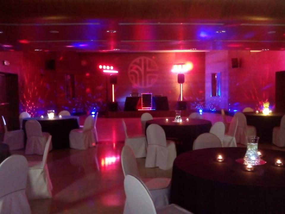 Salón de bodas 2015 en el hotel NH Collection Palacio de Avilés