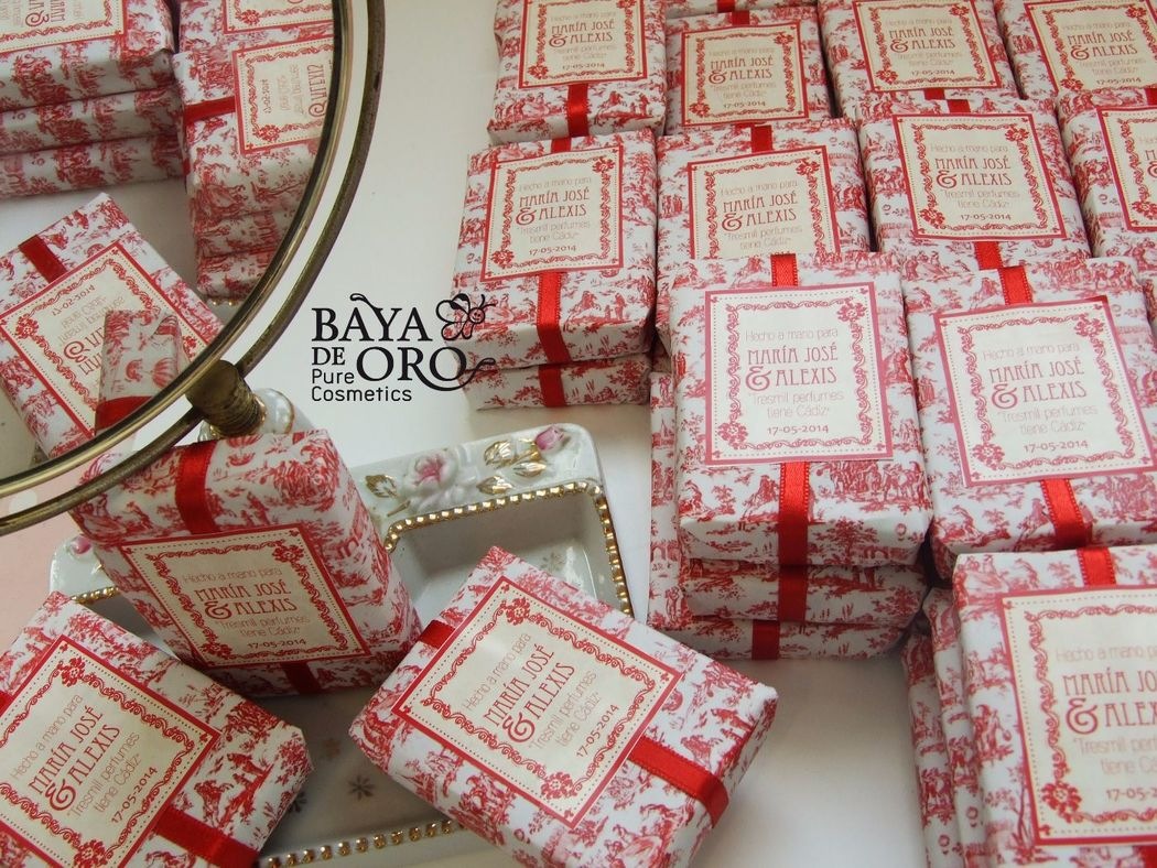 Jabones Baya de Oro