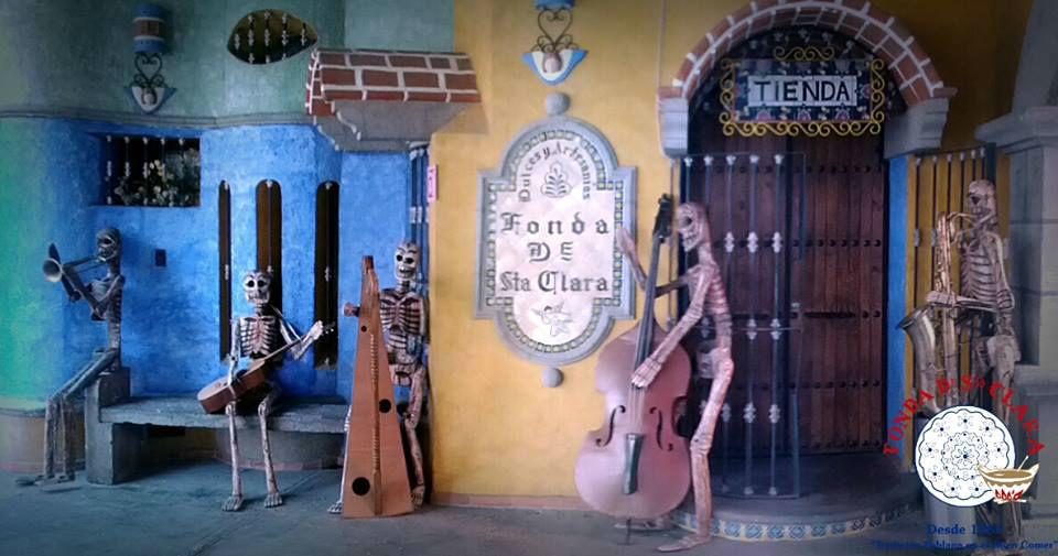 Fonda de Santa Clara
