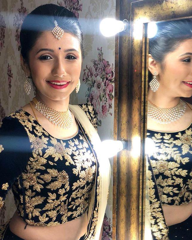 Makeup by Lekha Neelakantappa