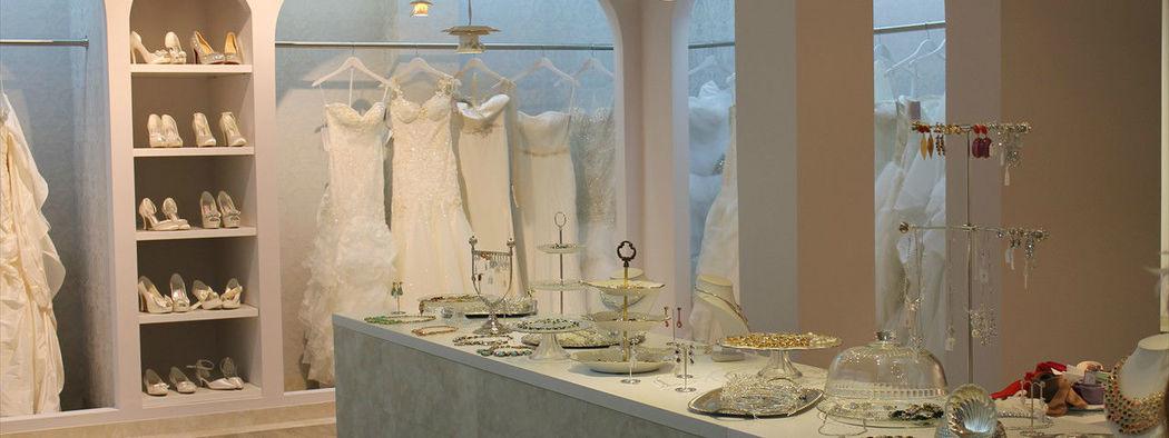 Beispiel: Alles was das Brautherz begehrt, Foto: White Silhouette.