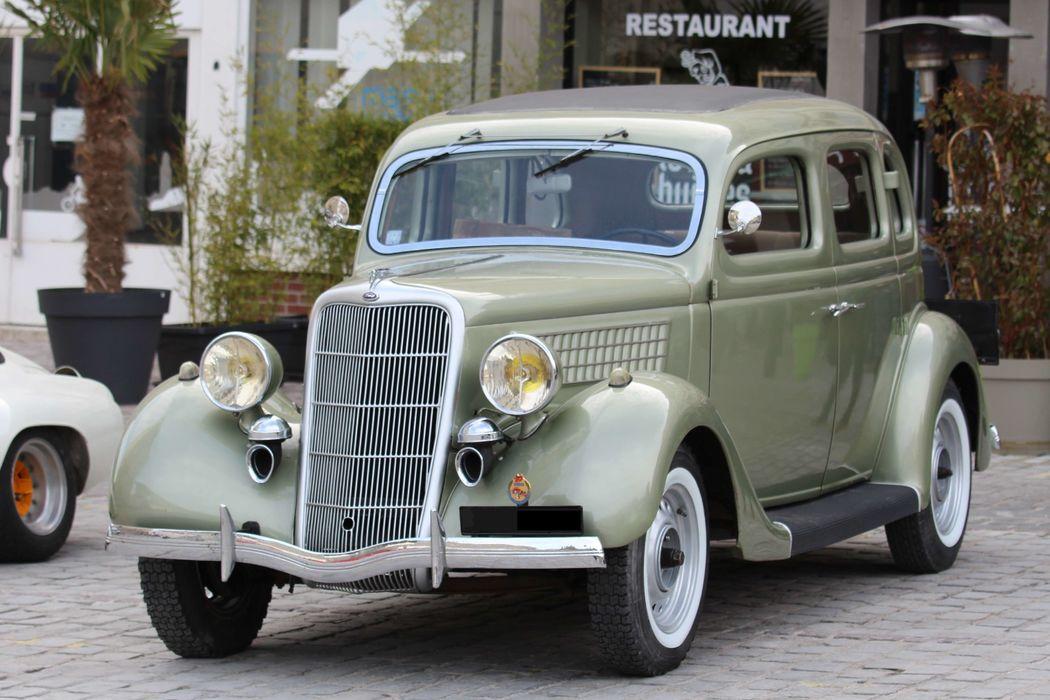 Auto Retro Mariage Amiens