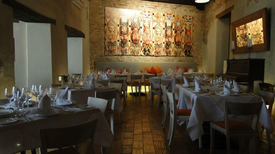 Restaurante Brujas de Cartagena