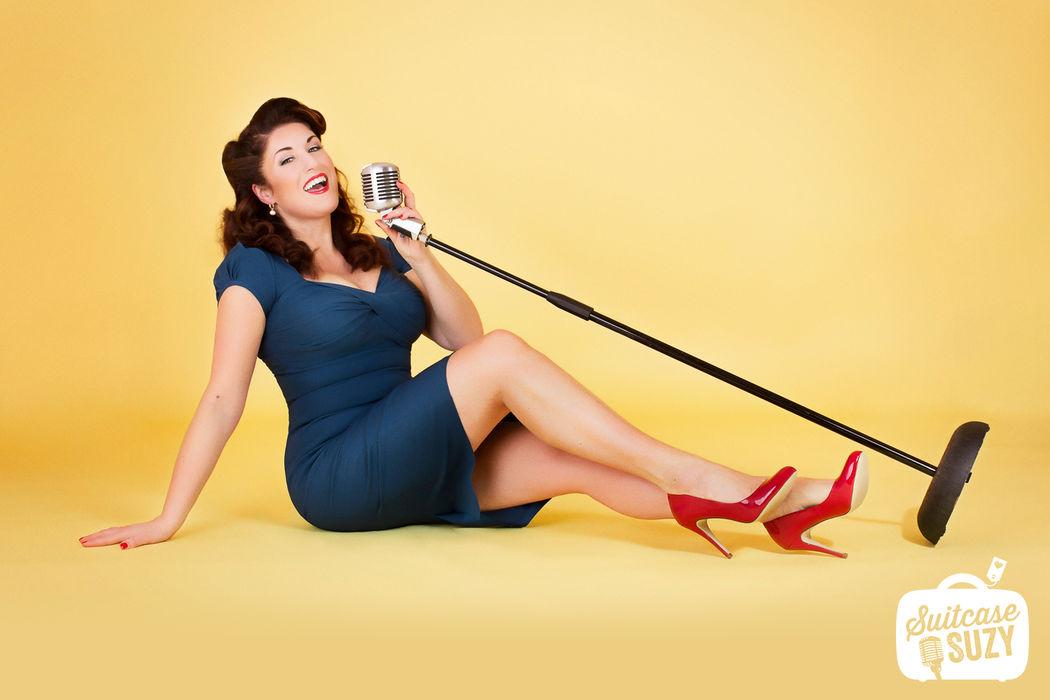 Suitcase Suzy - Vintage Vocal Act