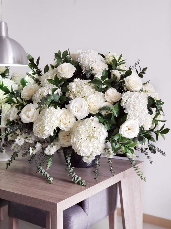 Greenery Flowers