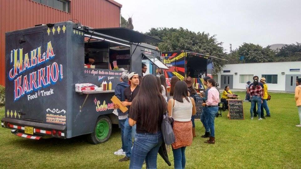 Habla Barrio Food Truck