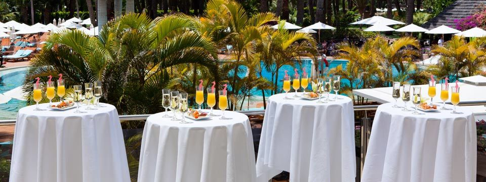 Eventos en el Seaside Palm Beach
