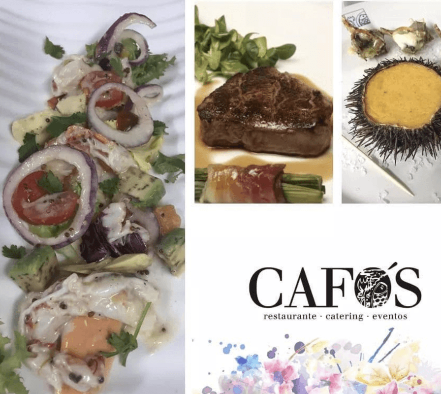 Catering Cafo's