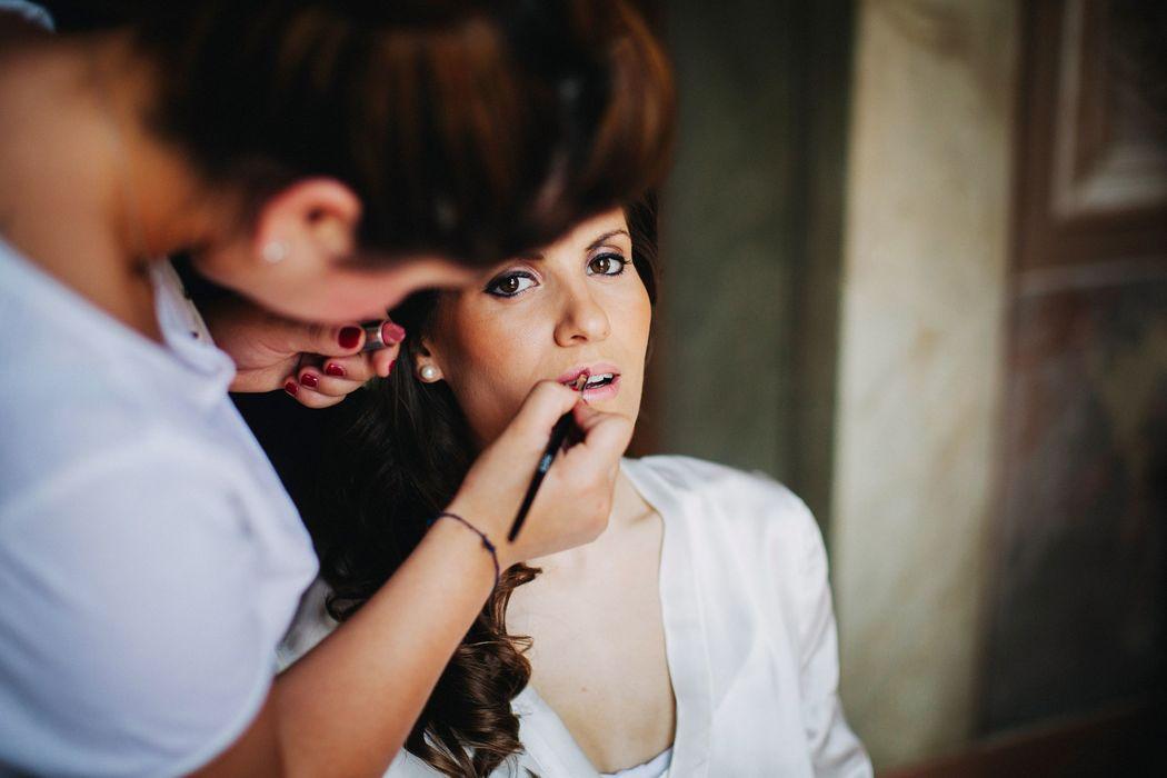 make up wedding brescia