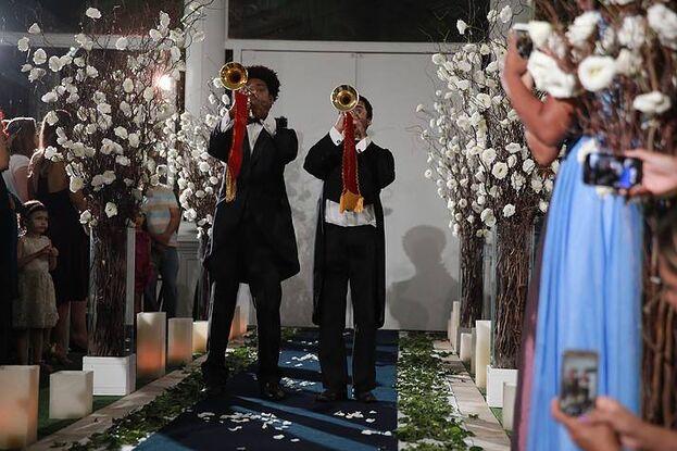 Mestre de Cerimônias Ronaldo Amorim
