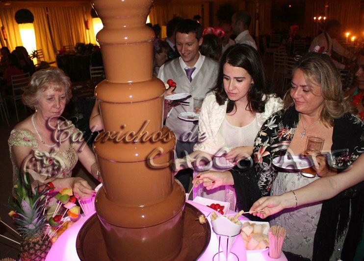 Caprichos de Chocolate