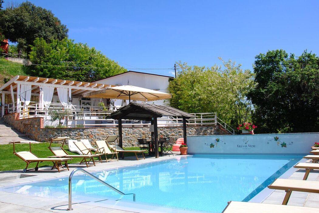 Villa le Viigne