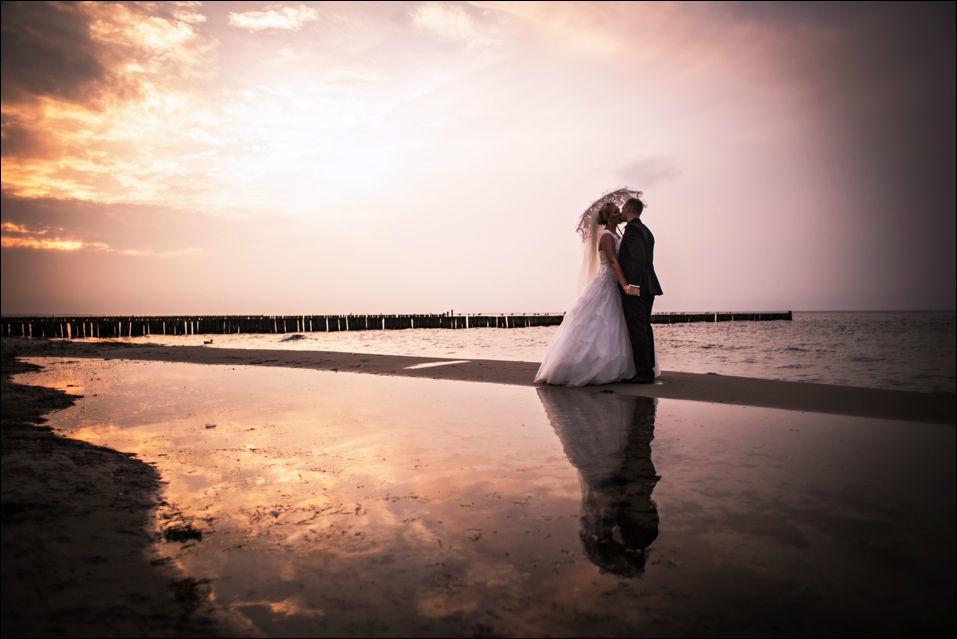 Afterwedding-shooting in Nienhagen