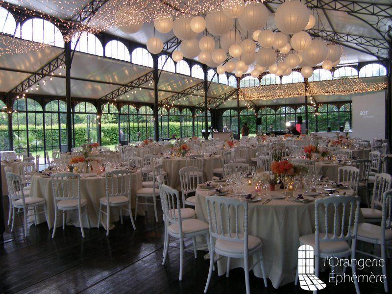 L'Orangerie éphémère