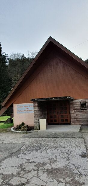 Salle des Fêtes de Schirmeck