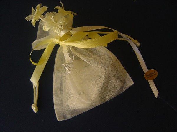 Beispiel: Hochzeitsmandeln, Foto: Centro Bomboniere.