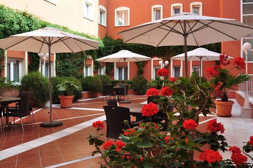 Hotel Alborán Algeciras