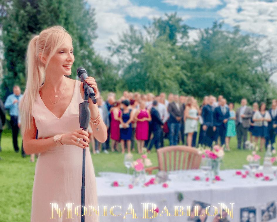 DJ Monica Babilon - Hochzeits DJ / Event DJ / Hochzeitssängerin