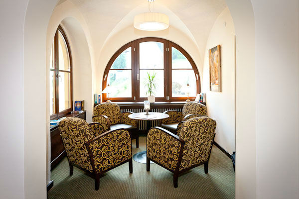 Beispiel: Gemütliche Ecken, Foto: Naturhotel Schloss Kassegg.