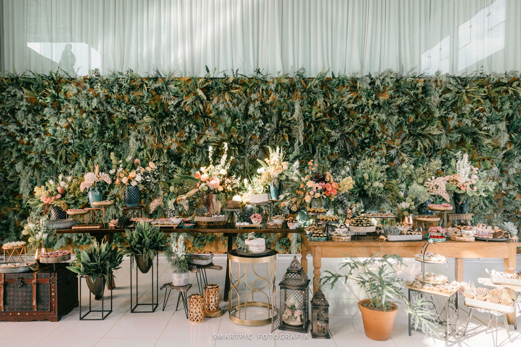 Alpendre Garden Hall
