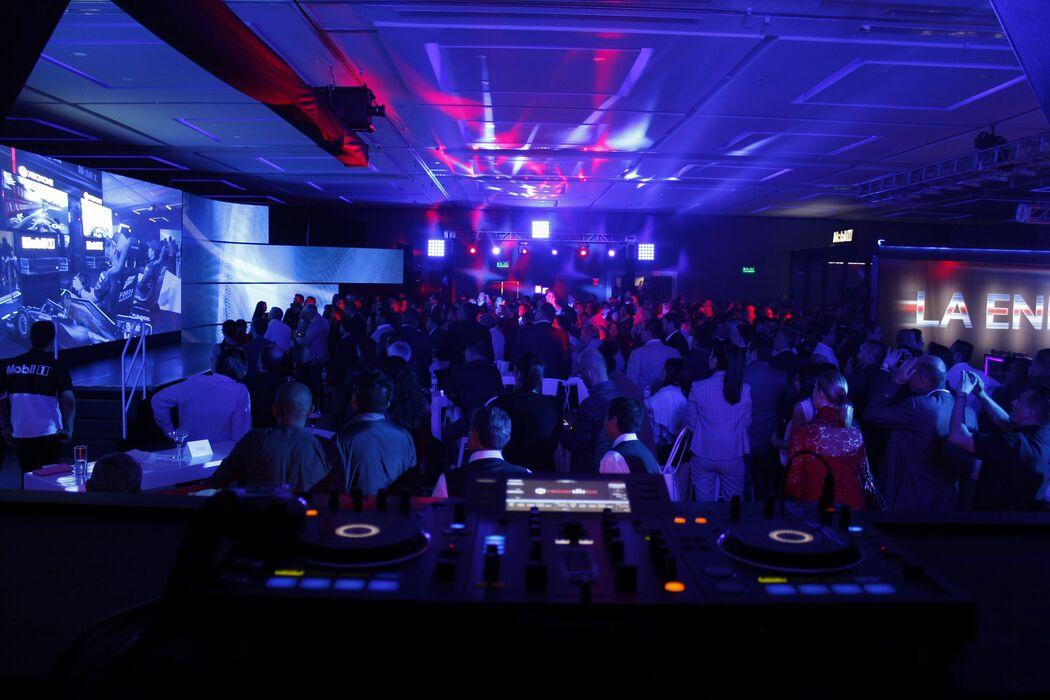 Rank Audio DJs