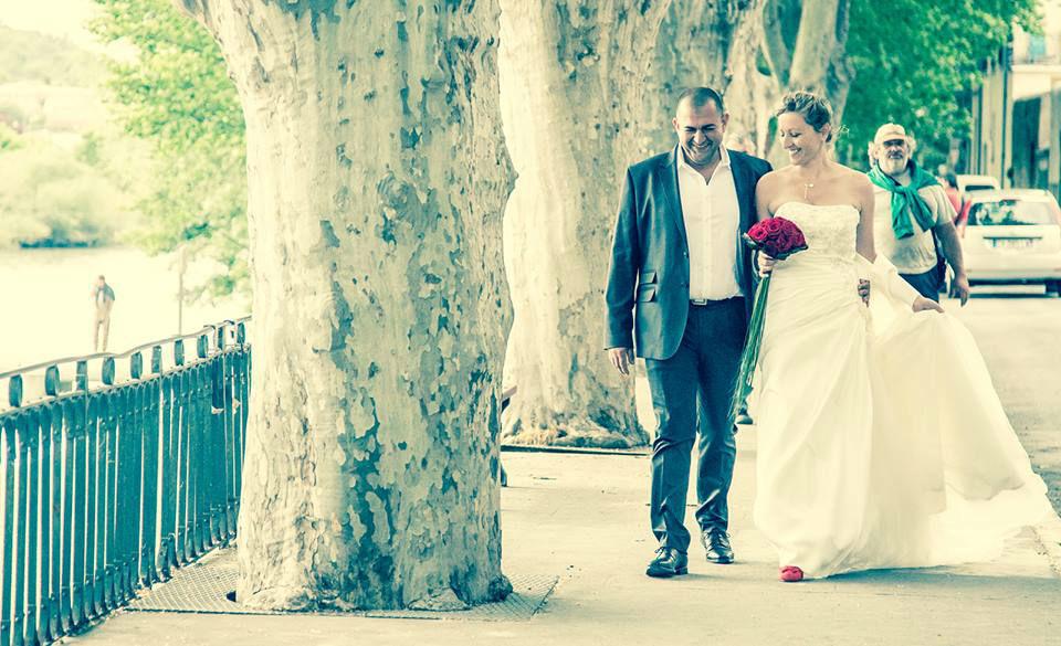 Photographe mariage Nîmes Montpellier Toulon Corse