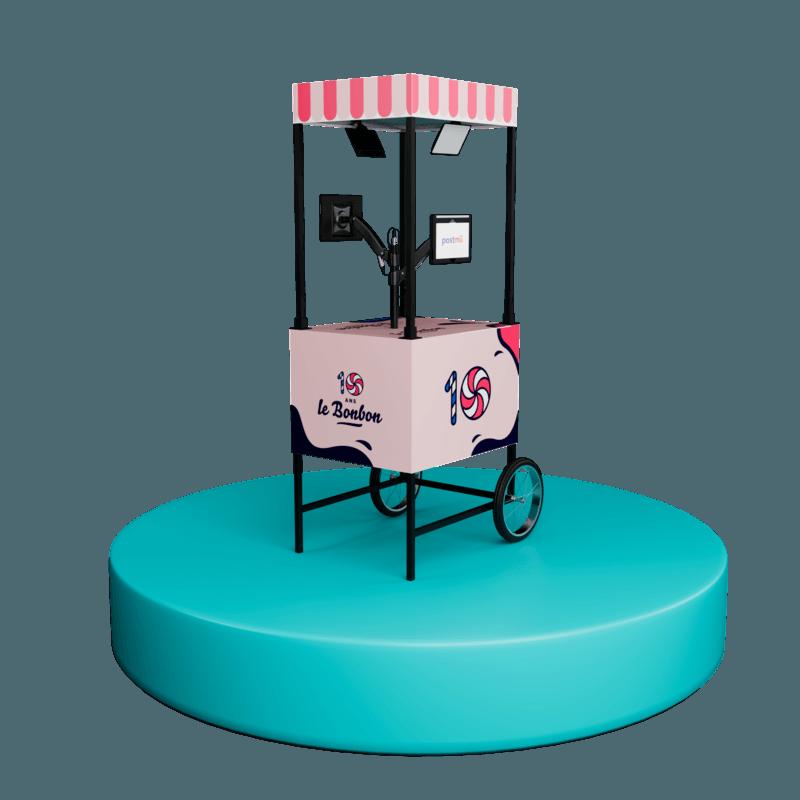 Postmii - Le photobooth mobile et écologique !