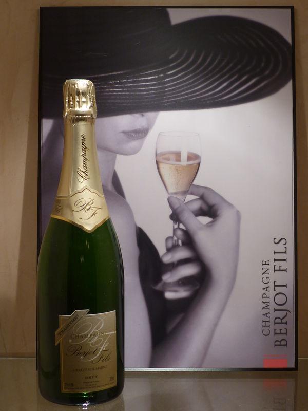 Champagne Berjot Fils