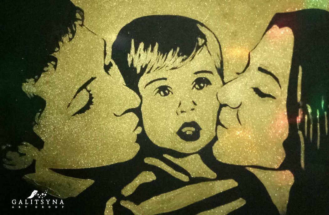 Galitsyna Art Group-  Podziękowania dla Rodziców