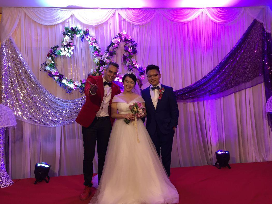 Casamento Chinês - Yan e Yeke