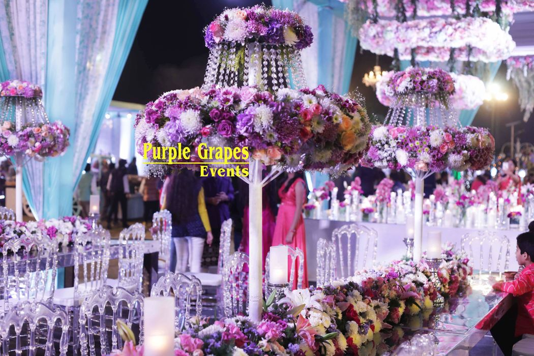 Purple Grapes Wedding and Events Planner